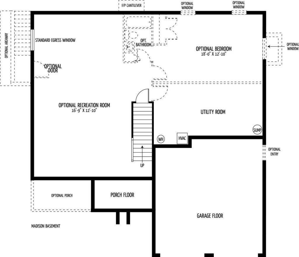 Madison - Ameri-Star Homes